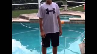 2014 Andrew Torgashev ALS Ice Bucket Challenge