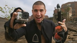 Found GoPro Prank! - River Treasure (Funny Reactions)