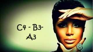 Toni Braxton Vocal Showcase: D3 - Bb5 (Seven Whole Days Live)