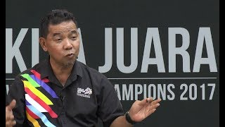 The National Sports Council says the 871-strong Malaysian contingent has only one goal at the Kuala Lumpur SEA Games.