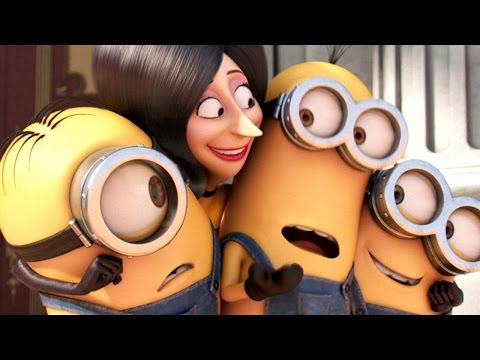 Minions (International Clip 'Scarlet Recruited the Minions')