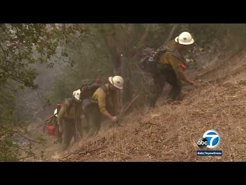 SoCal Edison sued by Thomas Fire victims alleging negligence | ABC7