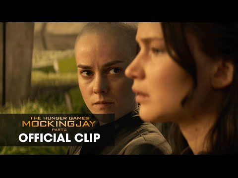 The Hunger Games: Mockingjay, Part 2 (Clip 'Old Friends')