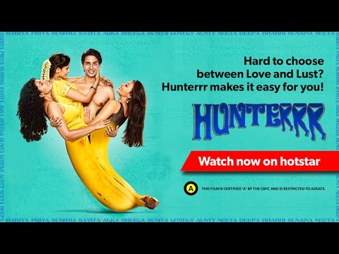 Hunterrr (2015) Hindi Movie 300MB DVDScr