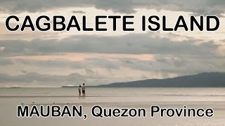Mauban Philippines  city pictures gallery : Cagbalete Island, Mauban Quezon Province Philippines