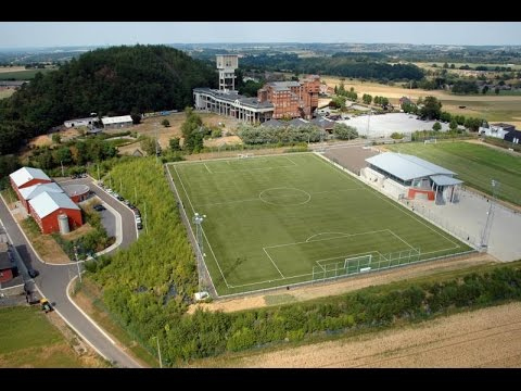 Football: présentation du CREF de Blegny