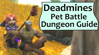 Deadmines Pet Battle Dungeon is coming in Patch 7.2.5, so get ready! Check out my complete guide for everything you need to know about the Deadmines Pet Batt...