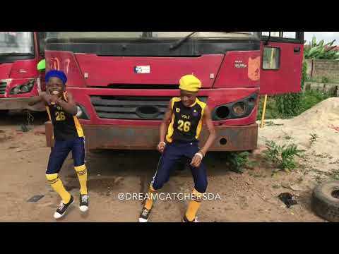 Slay Mama - Atumpan | Ikorodu Talented Kids (DreamCatchers) Dance Cover