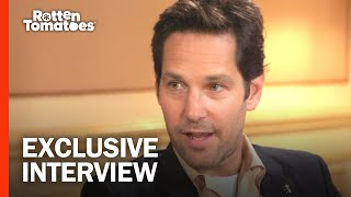 Video Ant-Man and the Wasp's Paul Rudd Has A New Nickname For Black Widow | Rotten Tomatoes MP3, 3GP, MP4, WEBM, AVI, FLV Juli 2018