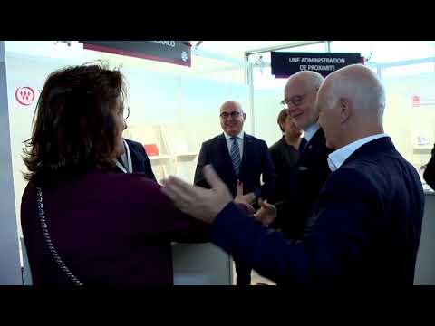 Le Gouvernement Princier présent au Salon Monaco Business