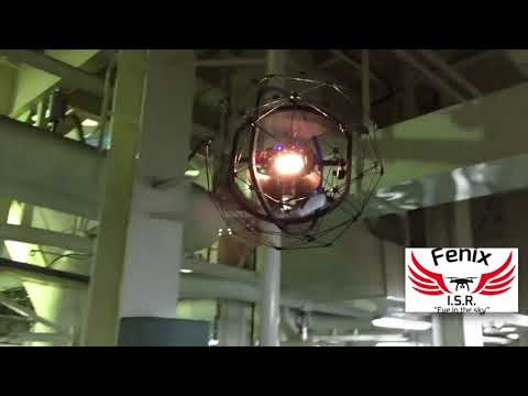 confined entry space drone