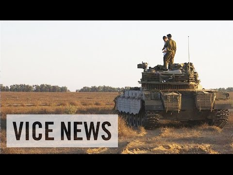 Israel - Subscribe to VICE News here: http://bit.ly/Subscribe-to-VICE-News Hamas and other militant groups have been raining crude rockets into Israel since Operation...