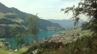 Spiez Switzerland  City new picture : One Day by Train in Switzerland - Spiez to Luzern via Brienz (InterRail)