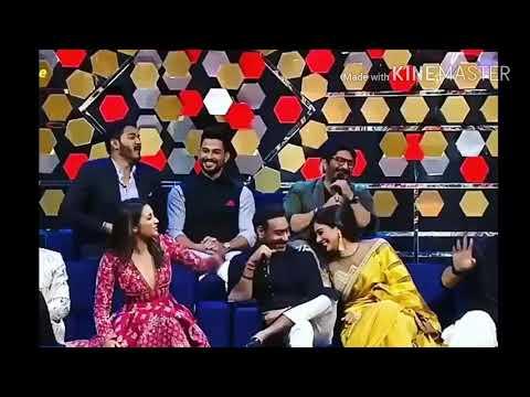 Rohit Shetty tries to copy akshay kumar's walking style in GILC