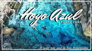 Hoyo Azul, El cenote con las aguas más azules de Rep. Dominicana | Scape Park Punta Cana
