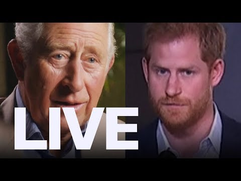 Prince Harry On How Prince Charles Has To Change