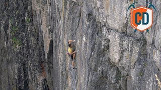 Climbing 'Point Blank' E8 6C...Raw And Real | Climbing Daily Ep.1256 by EpicTV Climbing Daily