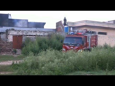Pakistan: Mindestens 18 Tote - Flugzeug der Luftwaffe ...