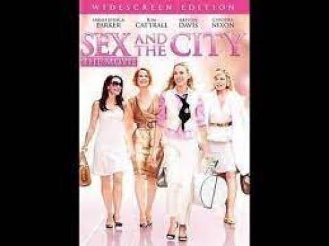 Sex and the City The Movie 2008 DVD menu walkthrough