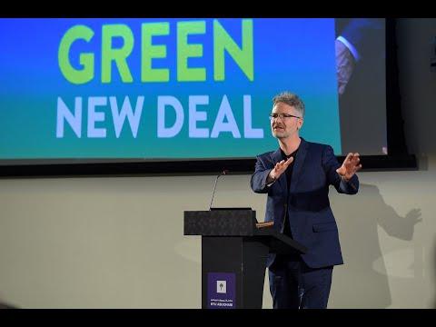 Green New Deal Twentieth Century Shadows on Climate Crisis