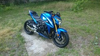 10. Finally! New mirror and look for the Suzuki Gsx-S1000