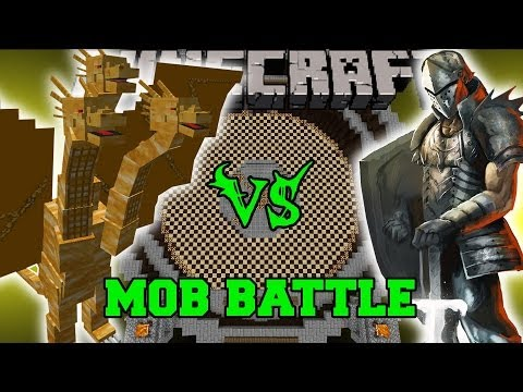 King - Royal Guard Vs King Ghidorah! Can we get 3000 likes for the epic battle?! Don't forget to subscribe for more battles and epic Minecraft content! Facebook! ht...