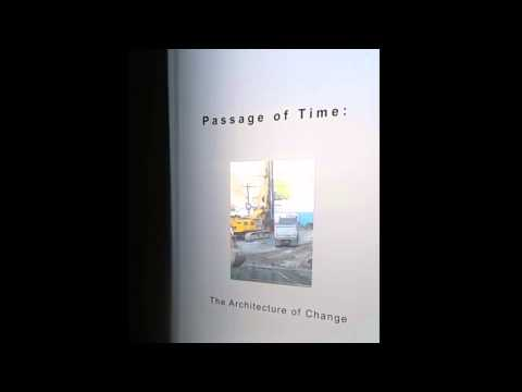 architecture of change -- a study in time