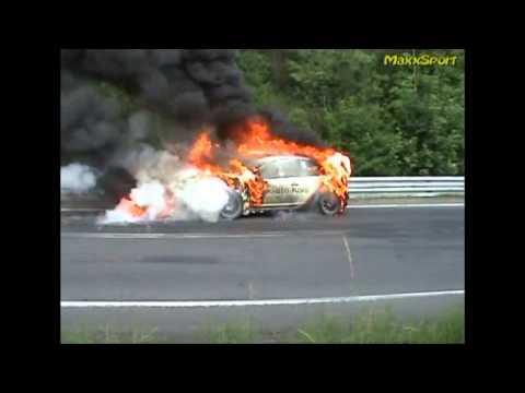 Rally Crash Compilation 2007