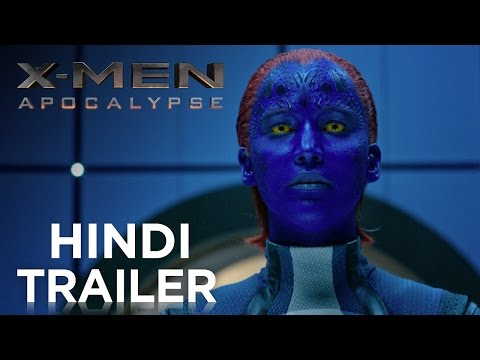 X-MEN: APOCALYPSE | Official Hindi Trailer | Fox Star India