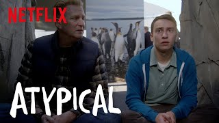 Sam and Doug talk girls (and penguins) at the aquarium. Now streaming on Netflix. Watch Atypical on Netflix: https://www.netflix.com/title/80117540 ...
