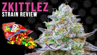 ZKITTLEZ STRAIN REVIEW by The Cannabis Connoisseur Connection 420