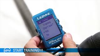 Lezyne Total Training Integration: Set-Up Tutorial