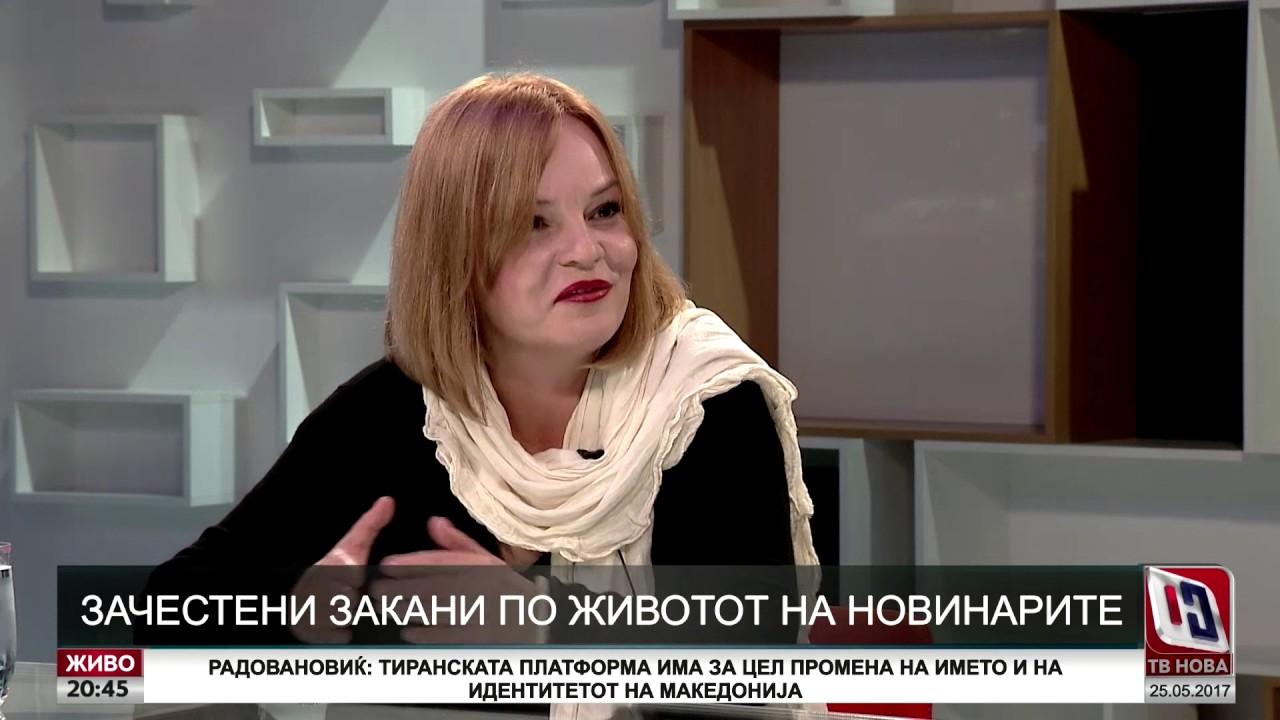 Отворено студио: Зачестени закани по животот на новинарите