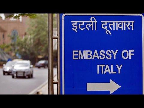 Ινδία: Ελεύθερος υπό όρους κατηγορούμενος Ιταλός πεζοναύτης