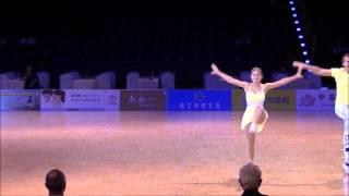 Johanna Jansson & Anton Jansson - World Dance Sport Games 2013