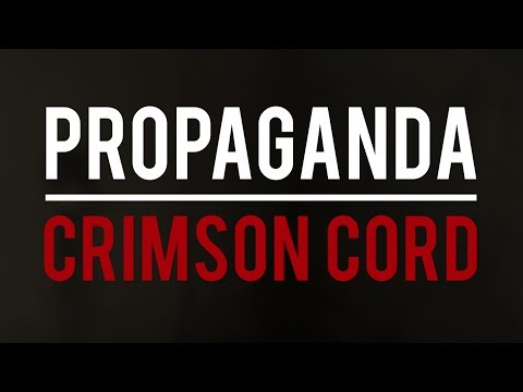 Music Video: Propaganda - Crimson Cord