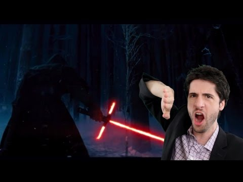 Star Wars: The Force Awakens teaser trailer review