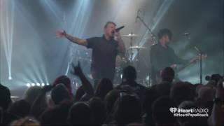 Papa Roach - Crooked Teeth Live at iHeartRadio