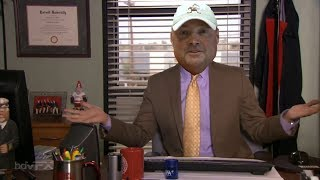 The Office - Meet the New Boss of the Browns - Freddie Kitchens