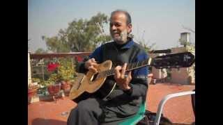 Original guitarist of Ye Jeevan Hai ... Sunil Sir