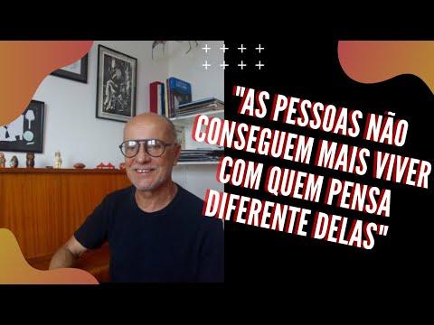 Chargista leva sua arte para as ruas de Santos