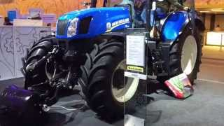 Traktor New Holland T6.175 Electro Command, Agritechnica 2015