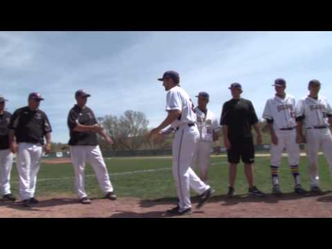 2014 Bellevue University Baseball - Coach Recap