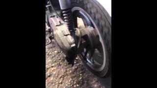 5. motore scarabeo 100 c c  video