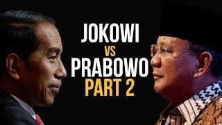Video Jokowi vs Prabowo Part 2 | LIPSUS MP3, 3GP, MP4, WEBM, AVI, FLV September 2018