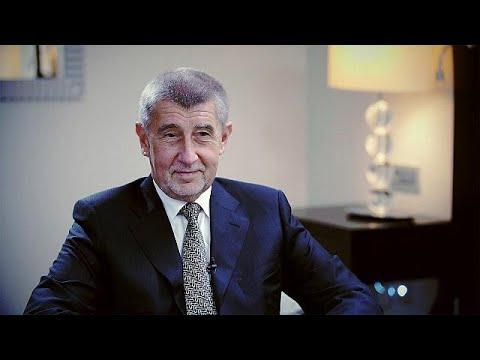 Ο πρωθυπουργός της Τσεχίας Αντρέι Μπάμπις στο euronews