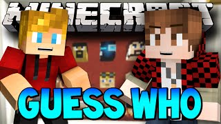 "Minecraft Guess Who 2! ""Poker Face"" (Minecraft Guess Who Mini-Game) #2 w/TheBajanCanadian"