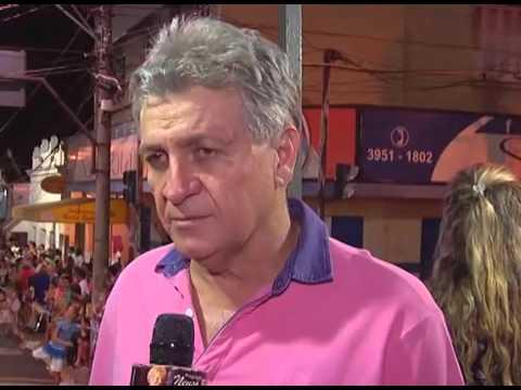 Programa Neusa Bighetti exibido no dia 14/02/2016 - Carnaval Cravinhos