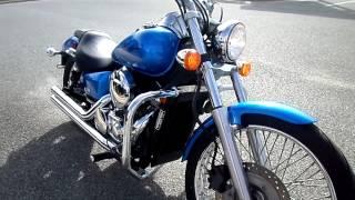 9. 2007 Honda Shadow Spirit™ 750 C2