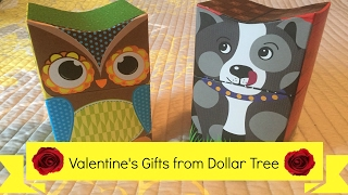 Valentine's Day Gifts from Dollar Tree!